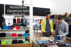 Novedades Dynamics NAV 2018