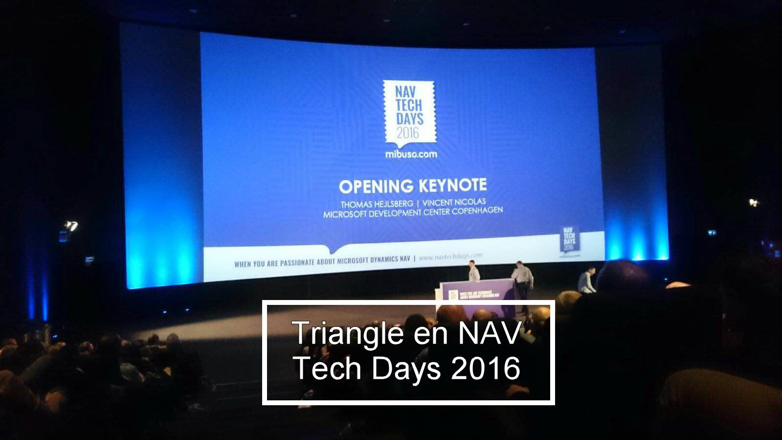 nav tech days 2016