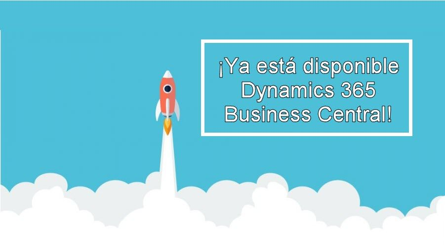 Microsoft Dynamics 365 Business Central - overview