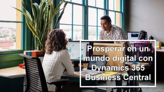 prosperar con Dynamics 365 Business Central