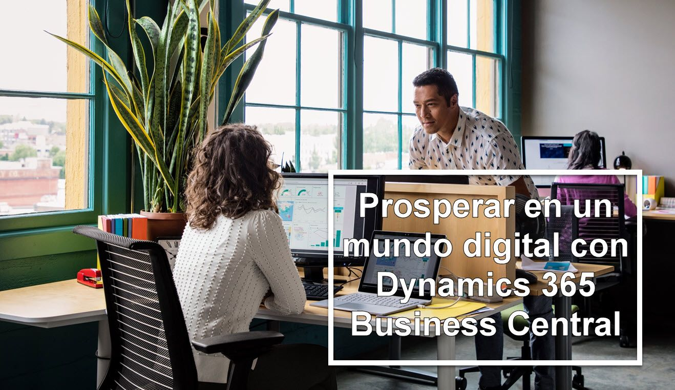 prosperar con Dynamics 365 Business Central