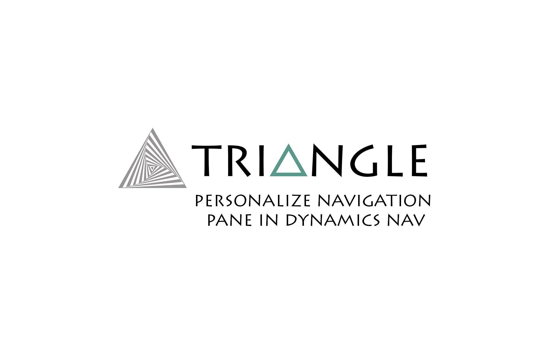 Personalize Navigation Pane Dynamics NAV