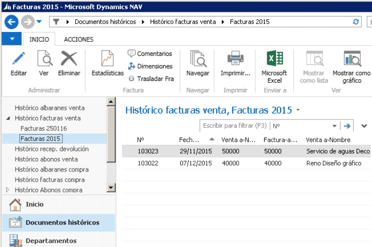 Guardar visualización ventana Dynamics NAV 4