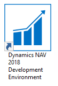 Dynamics NAV development environment