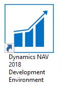 entorno de desarrollo Dynamics NAV