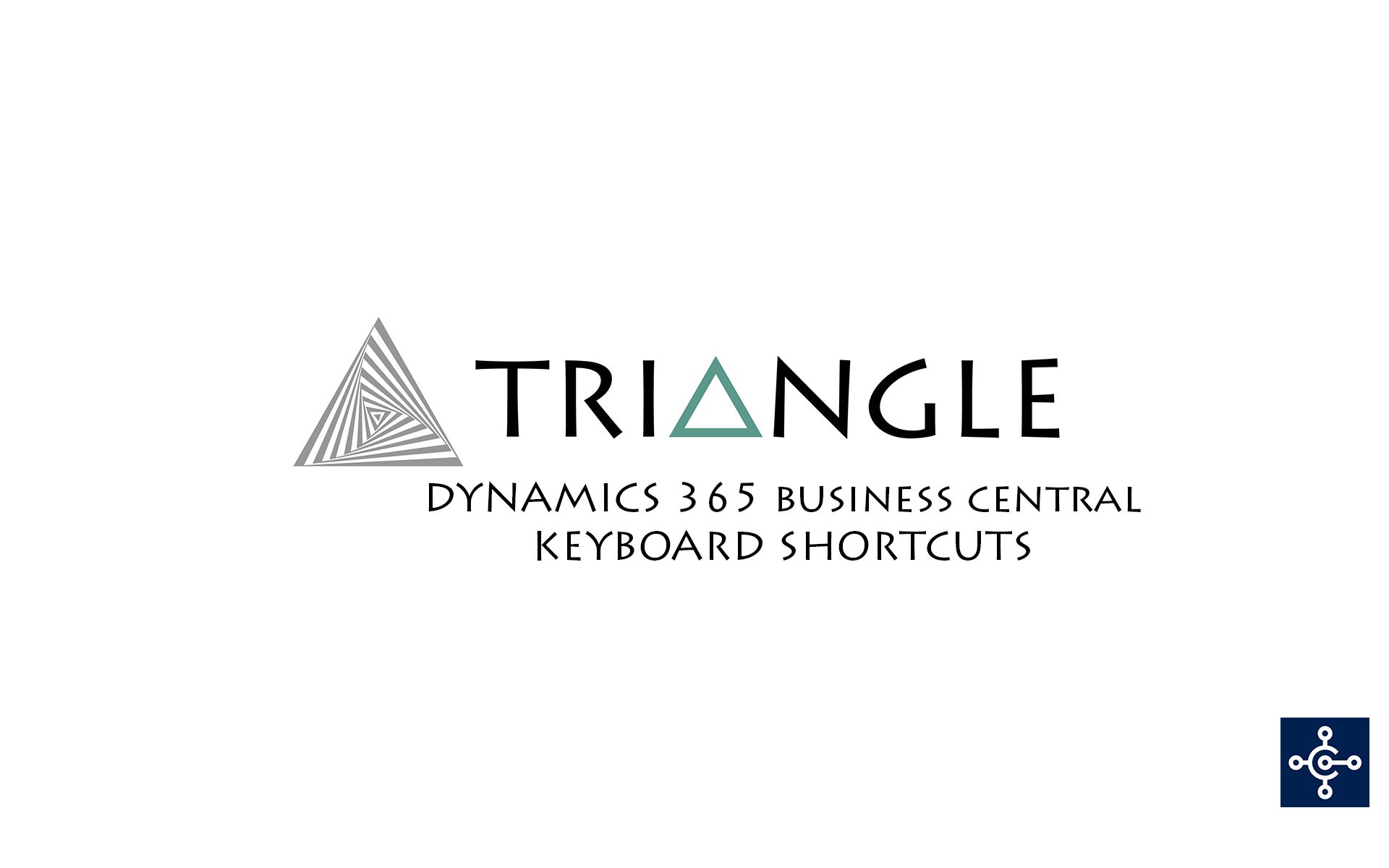 Dynamics 365 Business Central Keyboard Shortcuts