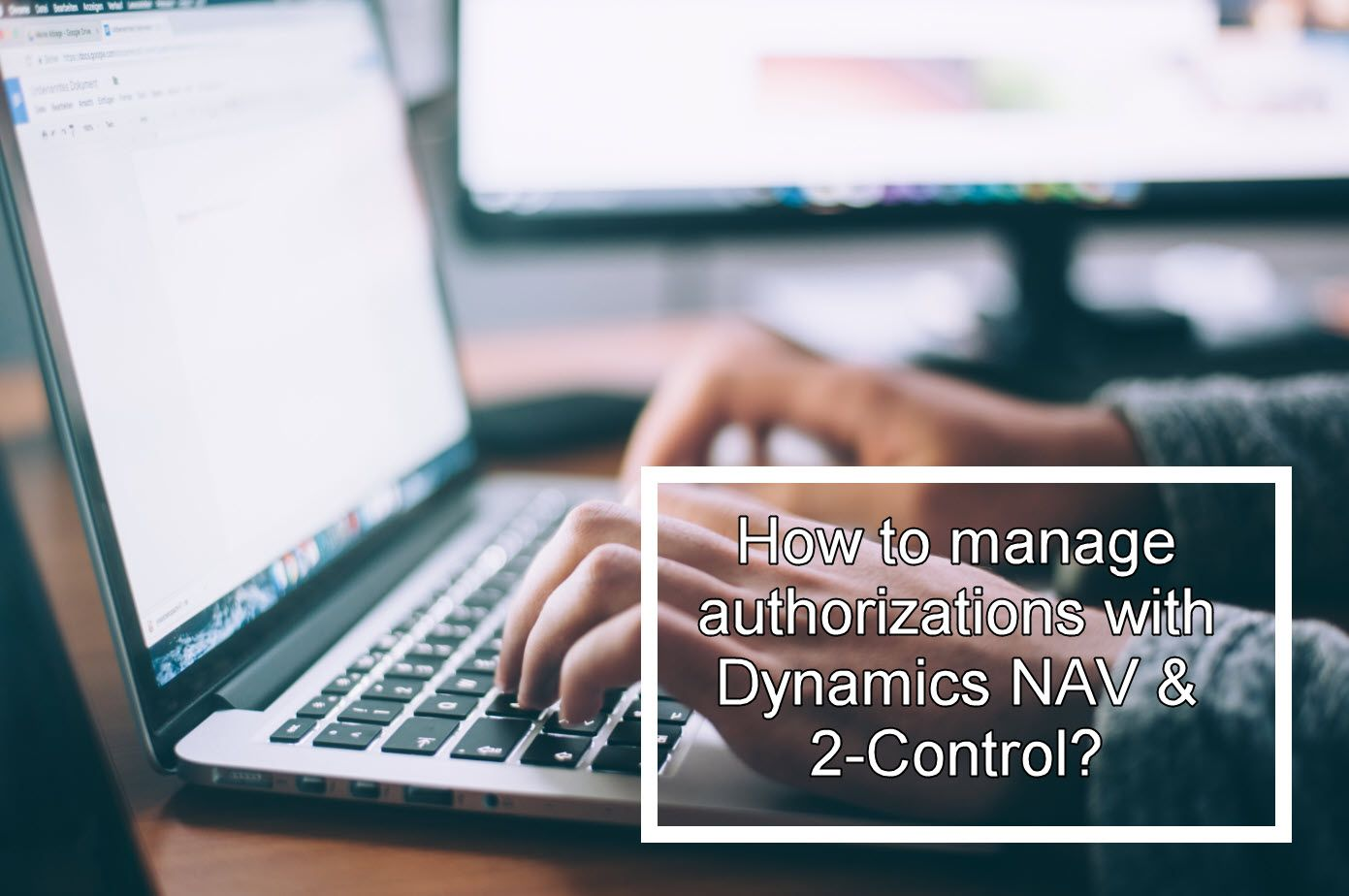 Manage authorizations Dynamics NAV