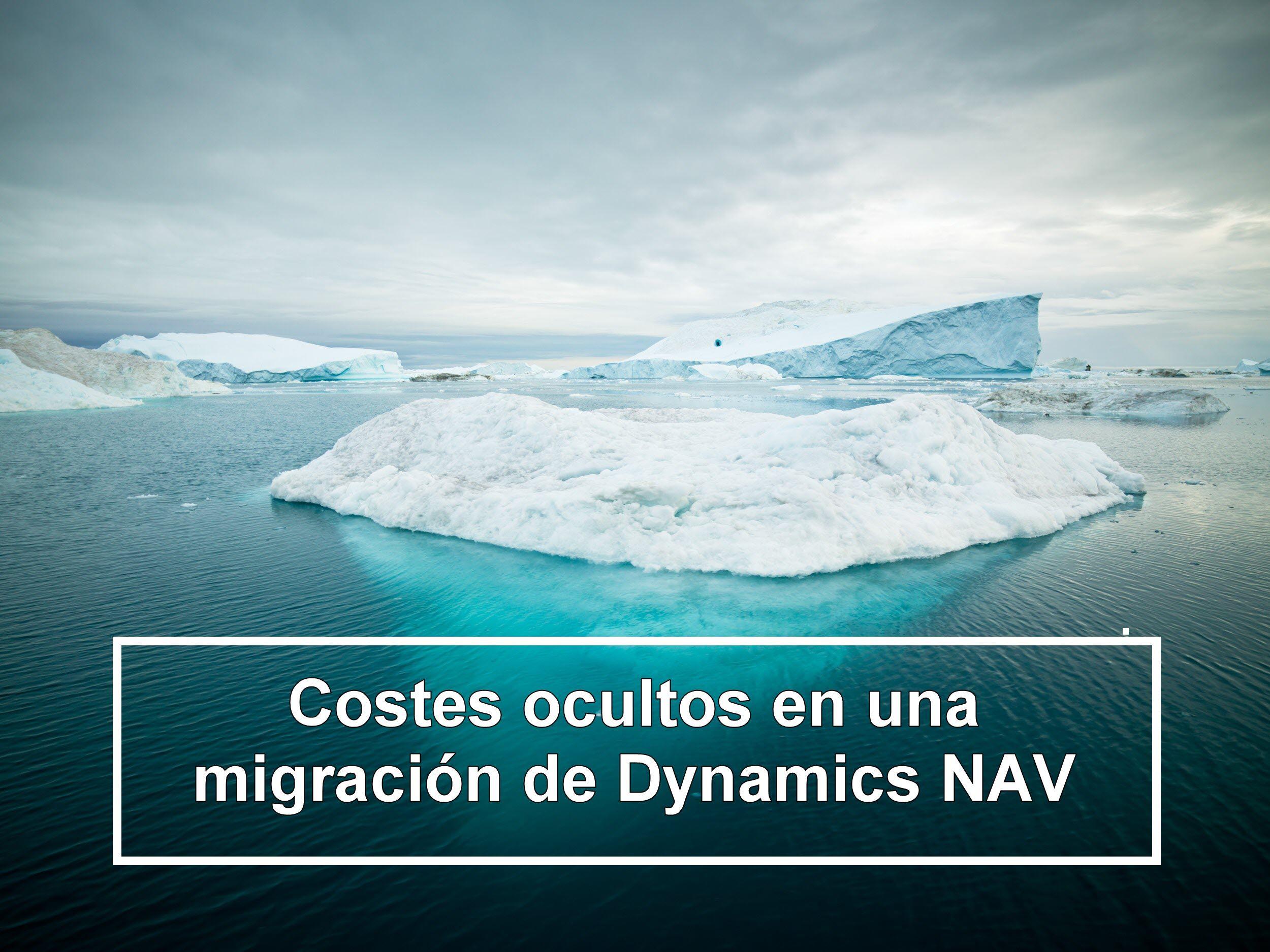 Costes ocultos migracion Dynamics NAV