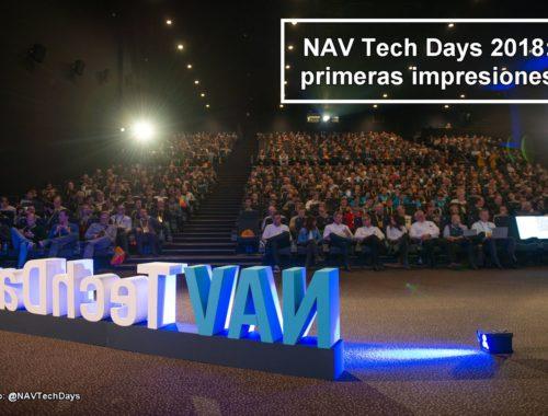 Nav Tech Days 2018