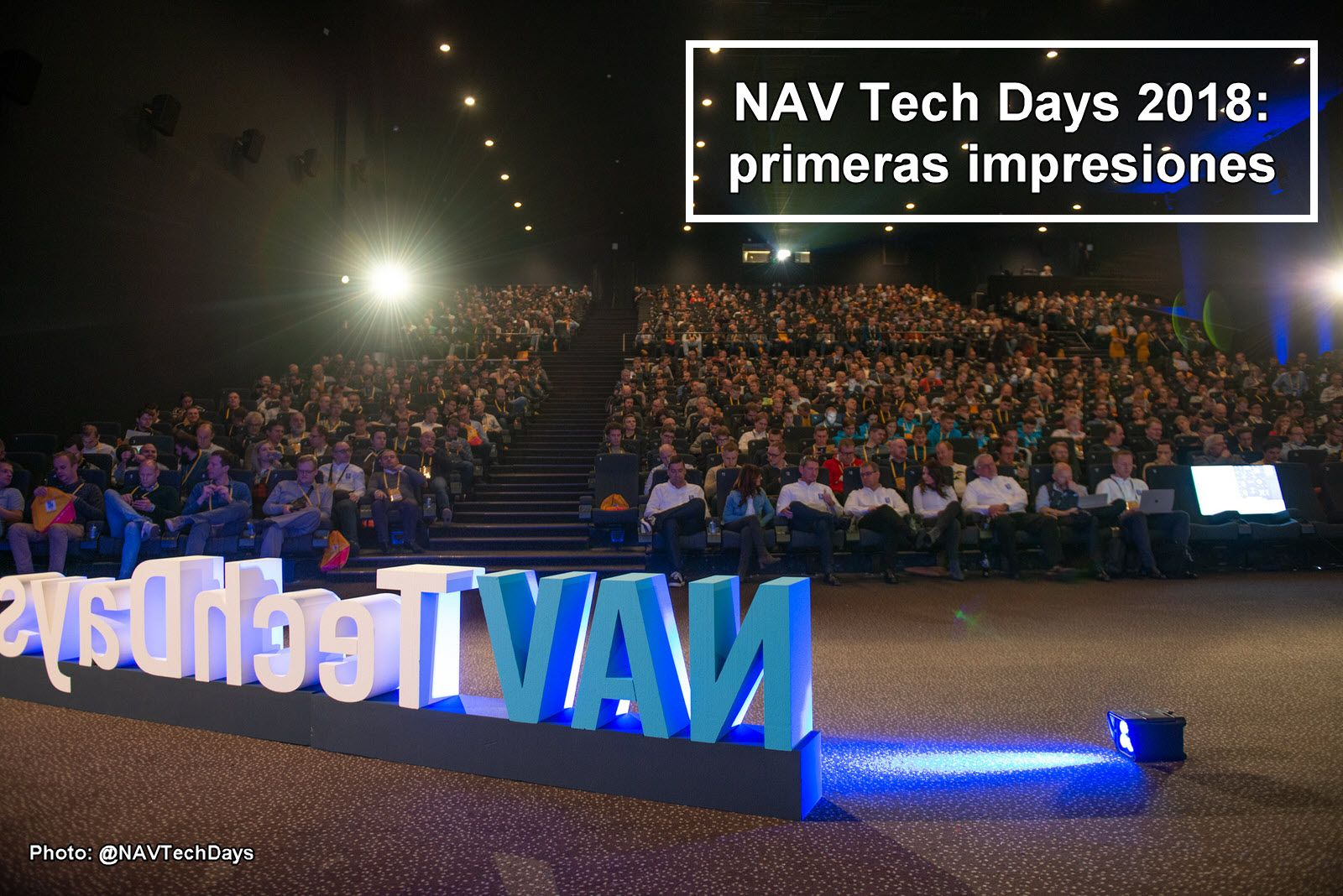 Nav Tech Days 2018