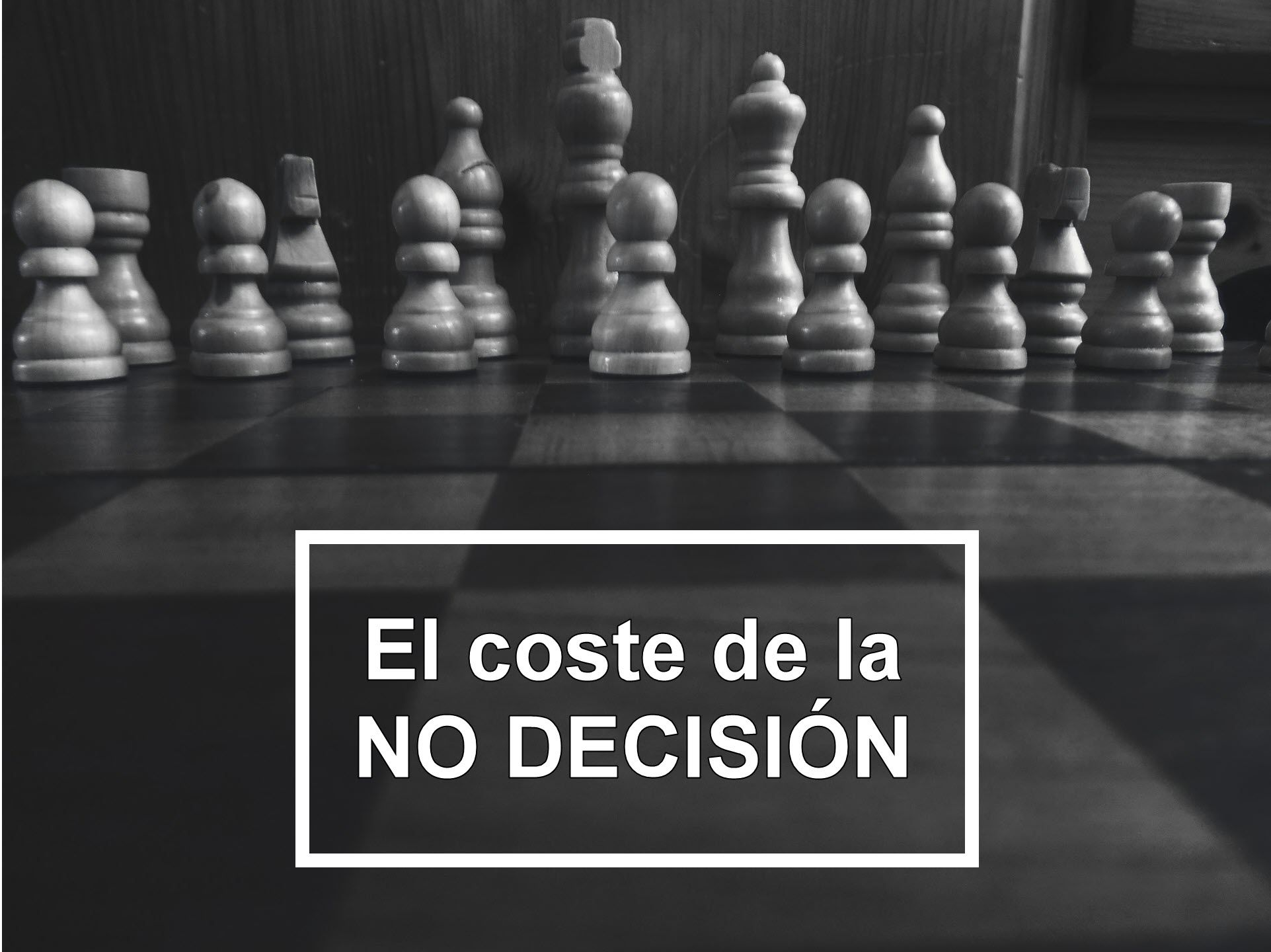 coste no decision ERP