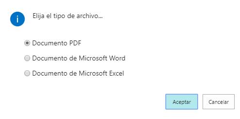 Enviar datos a Excel - Dynamics 365 Business Central