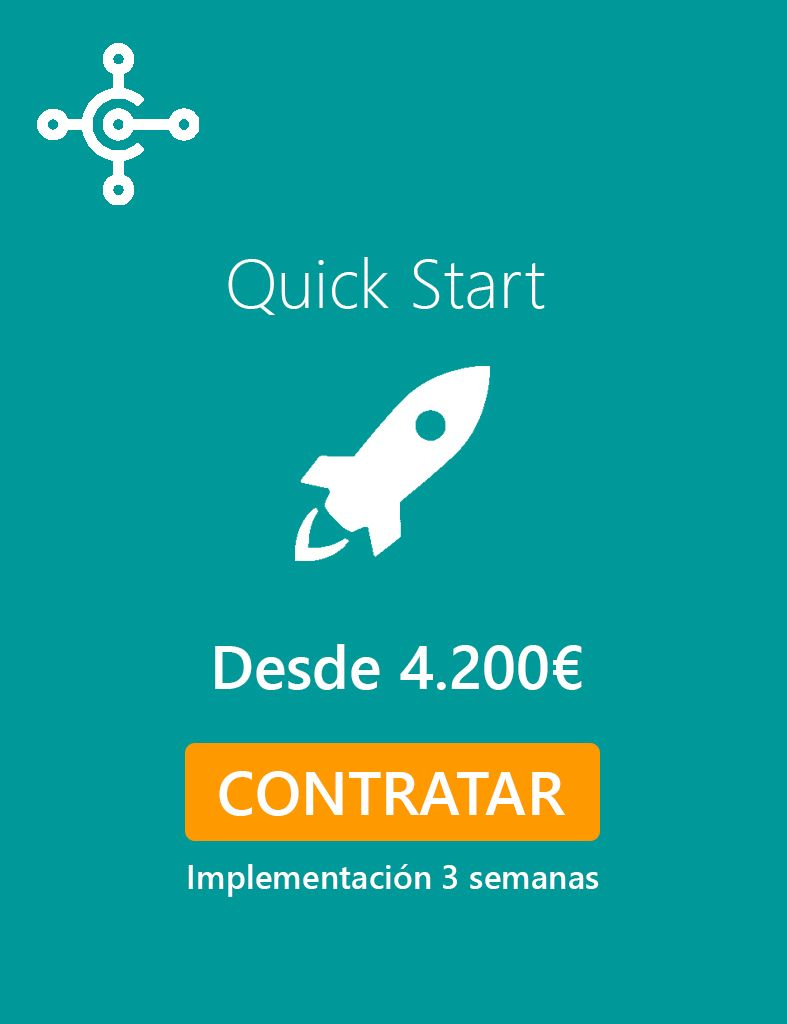 Implementación Microsoft Dynamics 365 Business Central Quick Start - Triangle