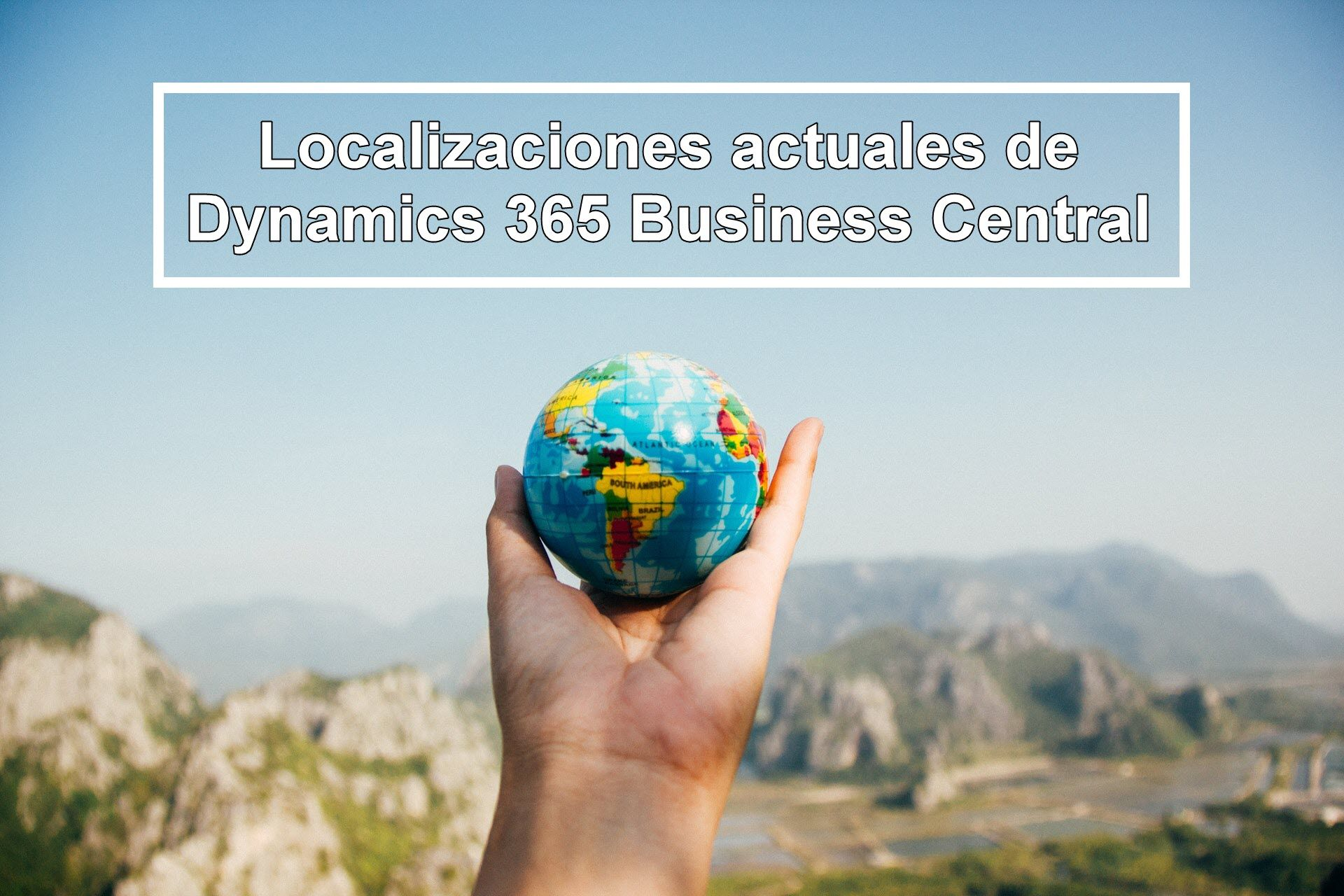 localizaciones Dynamics 365 Business Central