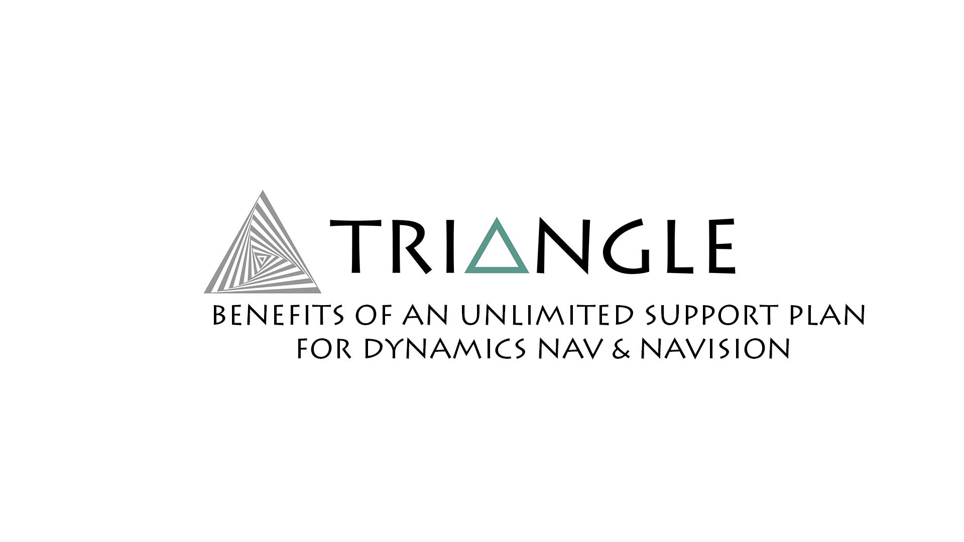 Benefits of an unlimited support plan for Dynamics NAV & Navision