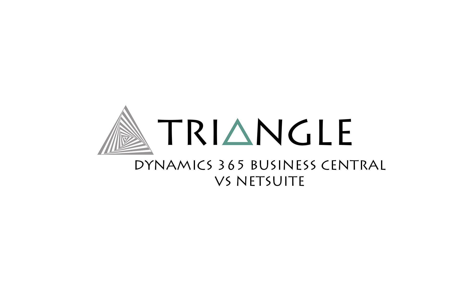 Dynamics 365 Business Central vs NetSuite