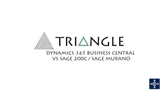 Dynamics 365 Business Central vs Sage 200c_Sage Murano