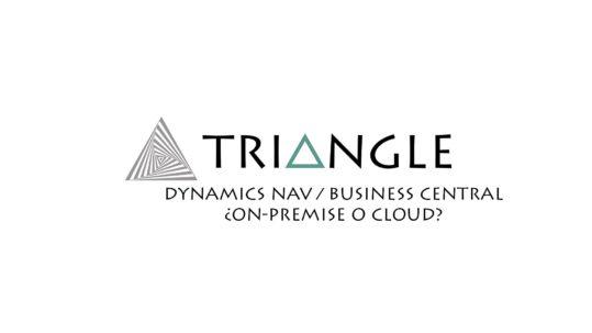 Dynamics NAV 365 Business Central On-premise o cloud