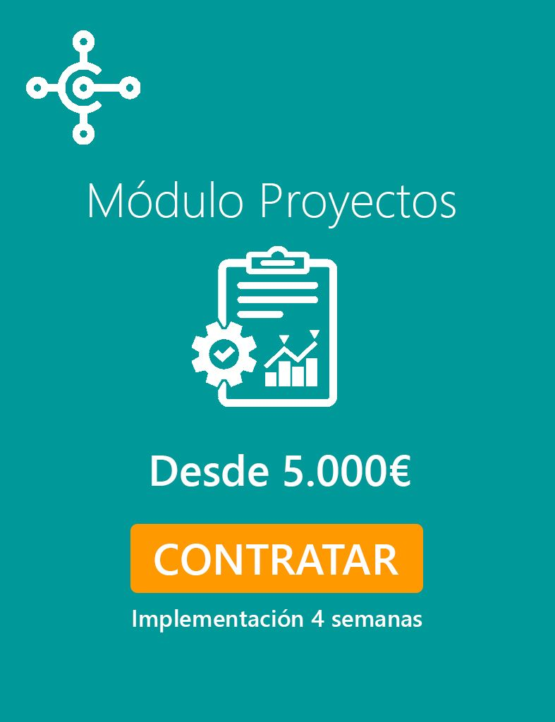 Implementación Microsoft Dynamics 365 Business Central Proyectos