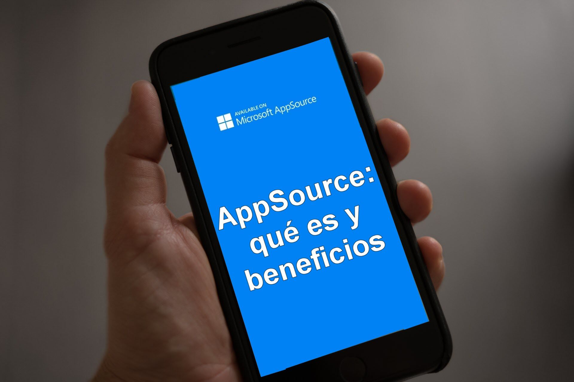 AppSource Dynamics 365 Business Central