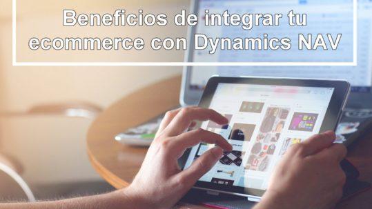 Beneficios integracion ecommerce dynamics nav navision