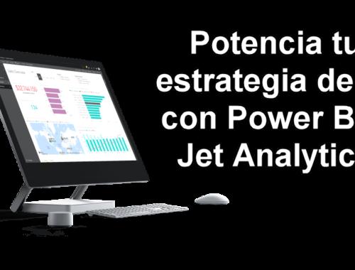 Dynamics NAV BI Power BI Jet Analytics
