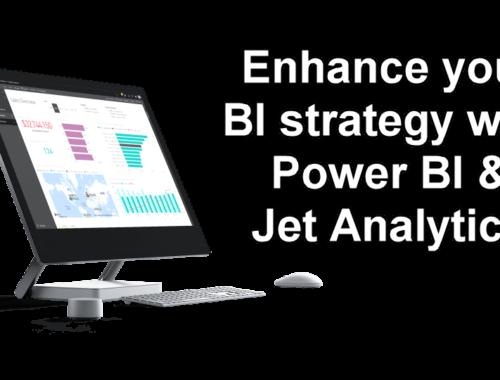 Dynamics NAV BI Power BI Jet Analytics en