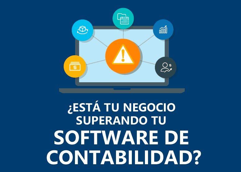 Está tu negocio superando tu software de contabilidad