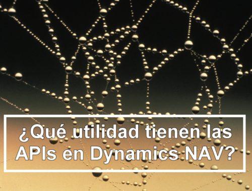 Utilidad APIS Dynamics NAV