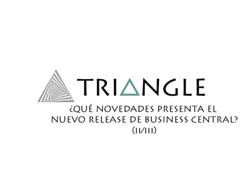 nuevo release business central