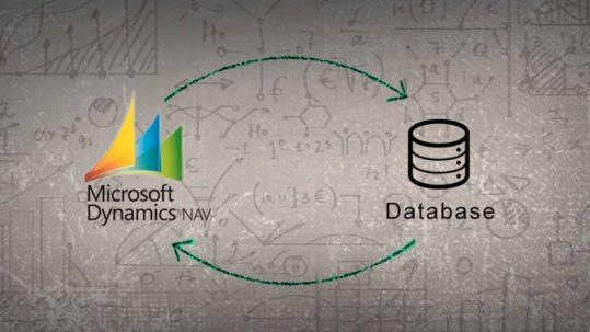 SQL dynamics nav