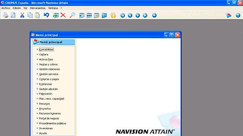 Dynamics NAV 3.60
